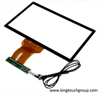 Good Feedback 21.5 Inch Projected Capacitive Touch Screen