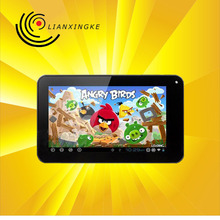 """2012 Hot sell 7"""" Tablet PC/MID Boxchip A13 Android 4.0 512M/4G"""