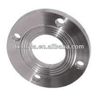 different kinds of flanges