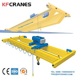Euro-Style Electric Hoist 3t~32t Lifting Height 18m Used For Travelling Crane