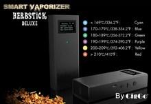 high quality herb vaporizer Bauway CigGo Herbstick Deluxe temp control flowermate vaporizer popular dry herb digital vaporizer