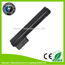 Genuine HSTNN-IB0O HSTNN-IB0P10.8V 5200mAh Laptop Battery for HP COMPAQ Mini 210 COMPAQ Mini CQ20