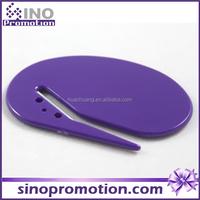 mini cute paper cutter knife/plastic letter opener,utility knife blade for promotion gift