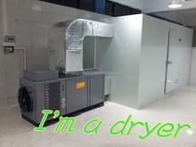 Alta temperatura de la bomba de calor arroz máquina secadora de coco copra secadora arroz secador secador de setas secadora secadora