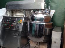 water - based acrylic resin coating liquid material liquid storage tank process stirring mixing tank transfer pump grinder