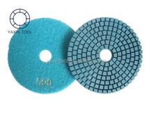 diamond floor polishing pads for concrete marble stone granite tile wet use