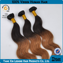 Alibaba Express High Quality Products Best Colored gold supplier two tone ombre body wave hair extension