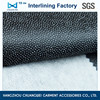 china 100 polyester adhesive non woven fabric fusing interlining(3030) for dresses