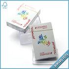 artes e artesanato de cartas de jogar