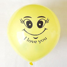 Customized logo print latex balloon