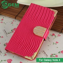 Factory Price stylish panda phone case for Samsung Galaxy Note 4