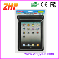high quality waterproof diving tablet bags for ipad,washing tablet messenger bag