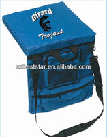Portable folding Deluxe stadium seat cushion