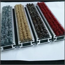 China Eco-friendly Flexible heat-resistant perforated rubber mats
