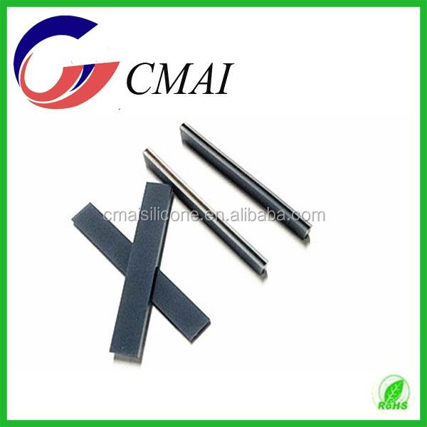 Lcd de alta calidad de silicona zebra gaza conector