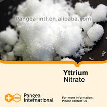 High purity Rare Earth Yttrium Nitrate Y(NO3)3.nH2O