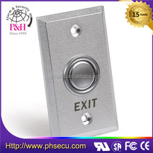 electronic control push button