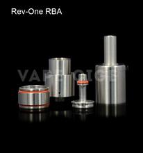 Notice !!! 2015 Newest Stainless Steel Atomizer kayfun subtank atomizer rev-one atomizer high quality