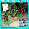 best price high speed barbed wire machine/razor barbed wire making machine