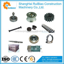 China suppliers construction hoist spare parts