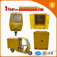 energy-saving lifan 200cc cargo tricycle with CE certificate