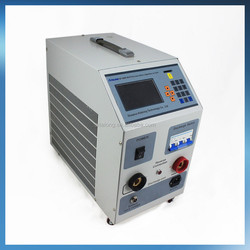Constant current and power discharging test real capacity string battery discharge tester