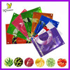 Fruity essence 38g essential oil 100% cotton sheet bio cellulose facial mask