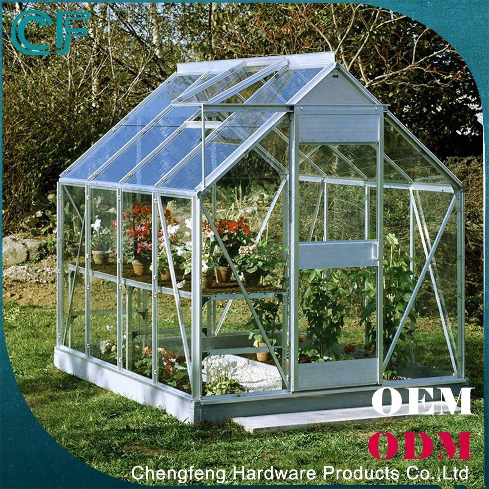 Aluminiun Profile Portable Small Garden Greenhouse Buy Small Garden Greenhouse One Stop