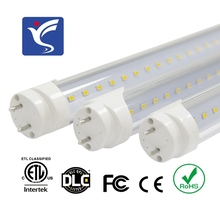 600mm 900mm 1200mm 1500mm t8 led zoo tube CE RoHS ETL certified led tube replace fluorescent