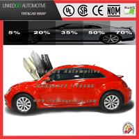 Good quality windshield automobile 2ply 5-70%VLT solar window tinting film tinted car windows