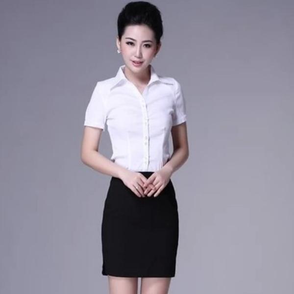 2014 las mujeres populares dise os de uniformes para la Diseno de uniformes para oficina 2017