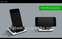 silicone high quality mobile phone stander