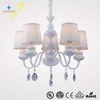GZ40234-5P wholesale fancy design pendant light modern hotel project decorative chandeliers