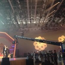Professional 17m heavy camera crane Andy Jib-417,made in China