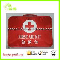 First aid bag emergency kit