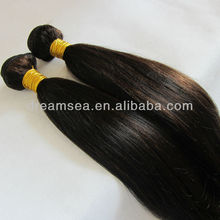 Top quality 100% natural unprocessed virgin brazilian fusion hair