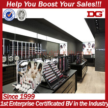 Help you boost sales!!!Modern wood cosmetic shop counter design
