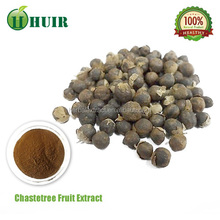 Natural Chasteberry extract Vitex powder Vitex agnus-castus extract / Hot sale Chast tree berry extract 10:1