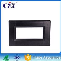 Gicl 70100 led message display semi-door led screen with various color aluminum profile for led sign board led taxi display fram