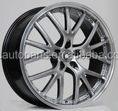 GC 15'' super light bbs tyre alloy wheel rim