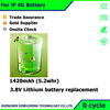 China battery supplier For Apple mobile phone battery prices Charge times more than 1000 long life battery