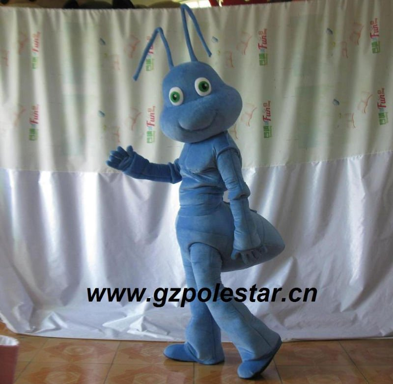 Azul del traje para el adulto NO.1800
