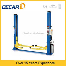 Hydraulic electric car lift project kit