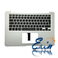 """RU Russian Keyboard With Upper Top Case Housing For Macbook Air 13.3"""" A1369 A1466"""