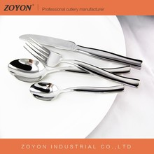 Wholesale christmasstainless steel cutlery/flatware set/tableware set