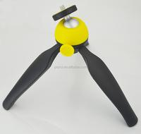 Family photo tube extended flexible mini camera tripod for DV