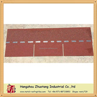 Various colors of asphalt roof shingle factory