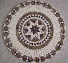 Outdoor mosaic table tops, Removable restaurant table tops, mosaic tile table top