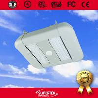 DLC dimmable gas station led canopy lights