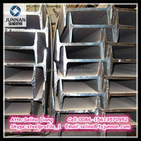 SS400 Grade and Hot Rolled Technique China mild steel I beam dimension for sale